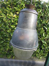 AB480 HOLOPHANE LAMPE INDUSTRIELLE CUIVRE H 65 CM
