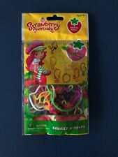 NEW in Package 2010 Strawberry Shortcake Collect A Bands 24 Scented Vintage
