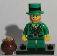 Real Genuine Lego 8827 Series 6 Minifigure no. 9 Leprechaun