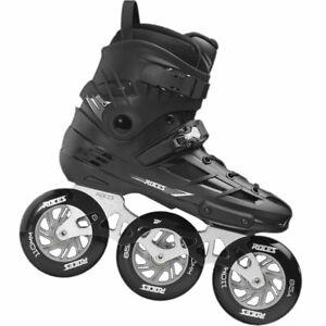 Roces EGO 3X110 TIF Inline Skates Inliner Inlineskates Hardboot 3 Rollen