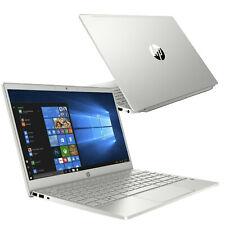 """HP Pavilion 13-AN1005NA 13.3"""" Laptop i5-1035G1 8GB 512GB SSD Silver 9HC88EA #P"""