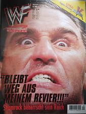 WWF WWE Magazin 9/98 9/1998 World Wrestling Federation Magazine (mit Poster)
