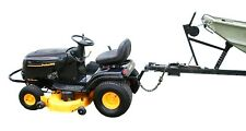 Great Day Lawn-Pro Lawnmower Hi-Hitch, raises ball 12in, Black, LNPHH650