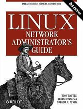 Linux Network Administrator's Guide O Reilly Books