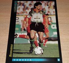 CARD GOLD 1993 VENEZIA ROMANO CALCIO FOOTBALL SOCCER ALBUM