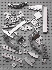 LEGO AGENTS MetallicSilver pieces for set 8634 Mission 5: Turbocar Chase