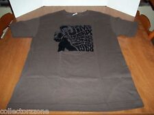 "New W/O Tag - Jimi Hendrix - ""Experience One Night Only 1968"" - Brown - Large"
