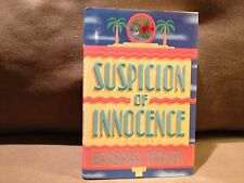 Suspicion of Innocence by Barbara Parker First Edition 1994 Very Good Condition