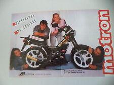 advertising Pubblicità 1988 MOTRON 50 GL4 GL 4