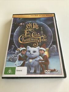 ELF PETS A Fox Cubs Christmas Tale DVD Region 4 Sealed