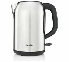 Breville Jug Kettle - Polished Stainless Steel Boil 6-8 Cups Quickly NEW_UK
