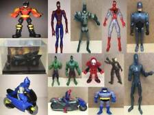 Unbranded Superhero Action Figures without Packaging