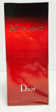 FAHRENHEIT By Christian Dior MEN 1.7 OZ 50 ML EDT Spray NEW IN SEALED BOX