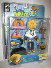 The Muppet Show Lips White Shirt Variant Palisades Figure MOSC