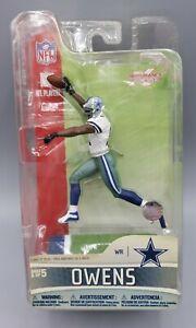 2007 Terrell Owens 81 - Dallas Cowboys - Mini McFarlane Sports Picks New-In-Box
