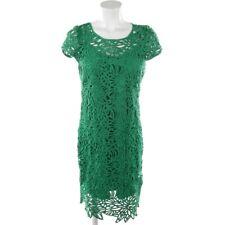 Milly cóctel vestido GR. 36 us 6 verde señora vestido dress robe nuevo