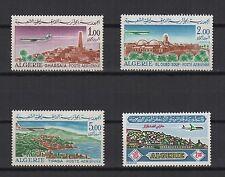 1967/68 ALGÉRIE 4 timbres poste Aérienne neuf /T484
