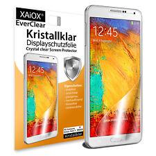 6 x EverClear Display Schutzfolie Anti-Fingerabdruck Klar Samsung Galaxy Note 3