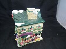 Disney Mickey Mouse Tissue Box Cover House Store Minnie Donald Goofy