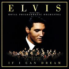 ELVIS PRESLEY - IF I CAN DREAM: ELVIS PRESLEY WITH THE ROYAL PHILH 3 CD NEU