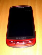 Samsung Vitality SCH-R720 - Red (Cricket) Smartphone muve Music 3.2 MP Camera