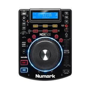 NUMARK NDX500 lettore multifunzione USB per cd audio, file mp3 ecc. GARANZIA ITA