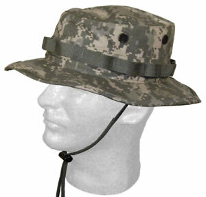 Military Issued ACU Boonie Hat-NEW