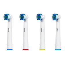 4 Pcs Replacement Toothbrush Electric Brush Heads For Oral B Vitality Braun New