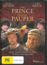 PRINCE AND THE PAUPER -  NEW & SEALED REGION 4 DVD - FREE LOCAL POST