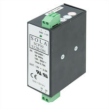 SOLA SCP30 S12B-DN POWER SUPPLY 12 VOLT 2.5 AMP