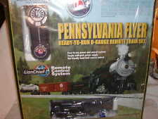 Lionel 6-30233 Pennsylvania 0-8-0 Steam Freight Train Set O 027 Remote LionChief