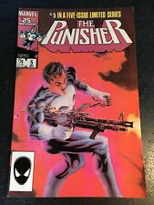 The Punisher#5 Awesome Condition 7.0(1986) Mike Zeck Cover!