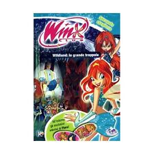 DVD WINX WILDLAND: LA GRANDE TRAPPOLA 8032442208555