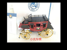 1:16 Franklin 1886 Wells Fargo carriage Model Red RARE