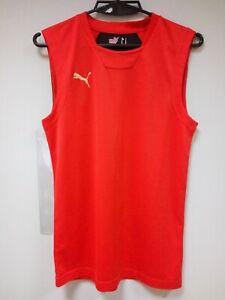 Shirt RED PUMA USP Unisex Size US/EU S