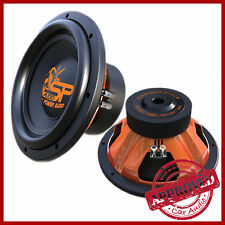 SUBWOOFER SP AUDIO SP12CW 30CM 900 WATT MAX DOPPIA BOBINA 2 OHM