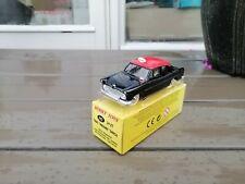 Dinky Atlas Diecast Toy  552 / 24 zt Taxi Ariane Simca Black    Mint Box