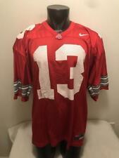 Ohio State Buckeyes #13 Nike Football Jersey Mens size Xl