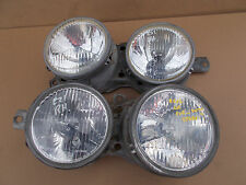 BMW E21 Twin Headlights + Brackets + Fittings LEFT and RIGHT Sets