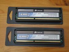 4GB (2x2GB) Corsair XMS3 1333MHz CL9 DDR3 Memory PC3-10600 (TW3X4G1333C9A)