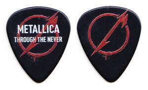 Metallica Through The Never Promotional Guitar Pick - 2018