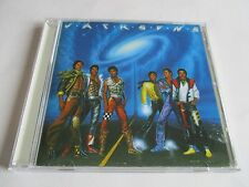 Jacksons VICTORY CD Japan Import Promotional  EICP 1406