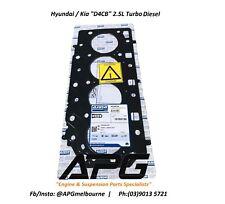 HYUNDAI ILOAD KIA SORENTO 2.5L TURBO DIESEL (D4CB) - CYLINDER HEAD GASKET