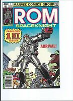 ROM 1 - VF/NM 9.0 - ORIGIN AND 1ST APPEARANCE (1979)