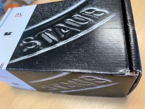 Staub Mini Oval Cocotte - 1Qt - Black Matte 1101725 new in box
