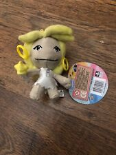 """5"""" LITTLE BIG PLANET ANGELICA THE FAIRY SACKGIRL SOFT TOY New With Tags"""