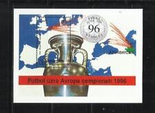 AZERBAIYAN. Año: 1996. Tema: DEPORTES. FUTBOL.