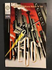 BATMAN HORS SERIE (Semic 1ère série - V1) - T16 : février 2001