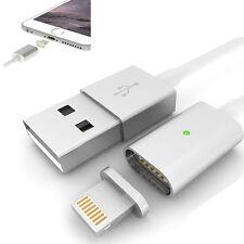 Cable Magnetico 8pin USB para iPhone 8 7 7Plus 6S 6Plus SE 5 5S 5C - iOS11