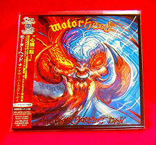 Motorhead Another Perfect Day JAPAN MINI LP CD BVCM-37965